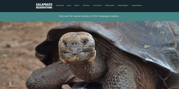 Galapagos Reservations